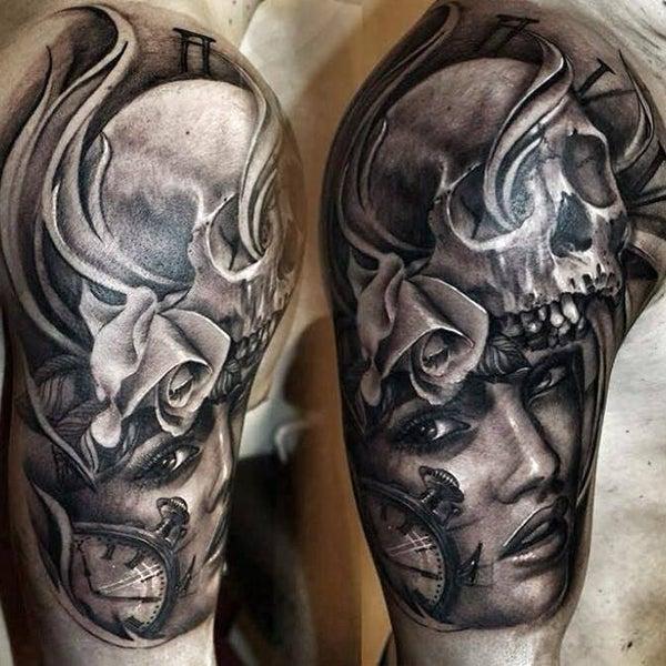 Life & Death Tattoos