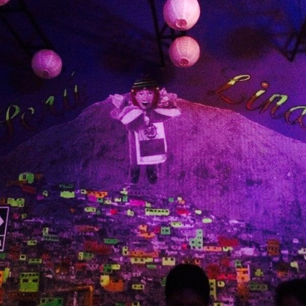 10/18/2014 tarihinde Claudia C.ziyaretçi tarafından Cholo Art and Fun'de çekilen fotoğraf