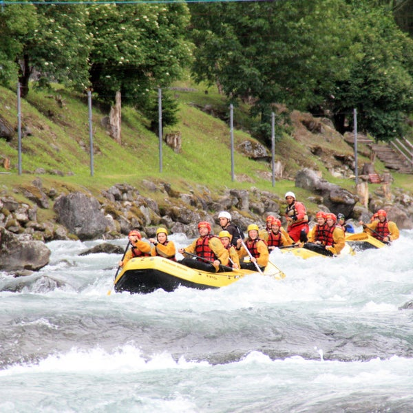 Foto scattata a Extreme Waves Rafting da Extreme Waves Rafting il 8/2/2014