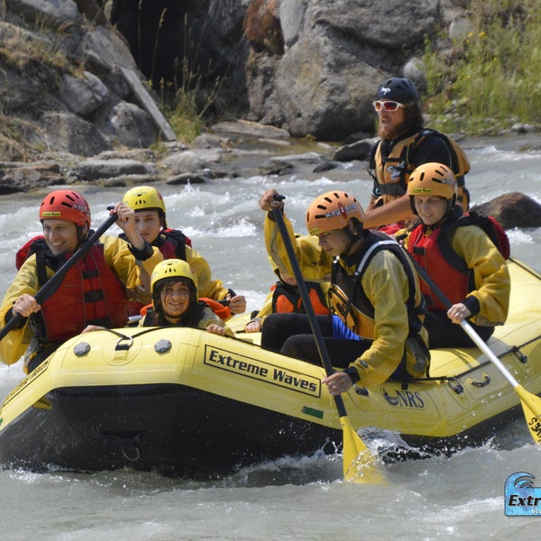 Foto scattata a Extreme Waves Rafting da Extreme Waves Rafting il 7/11/2016