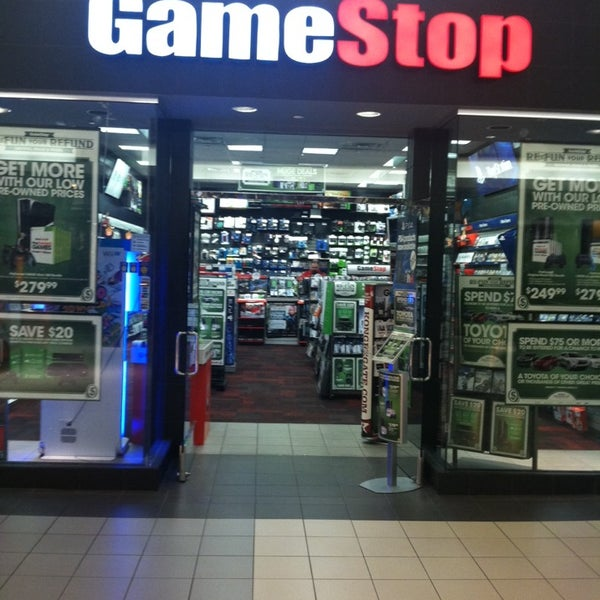 Gamestop Waterbury Ct