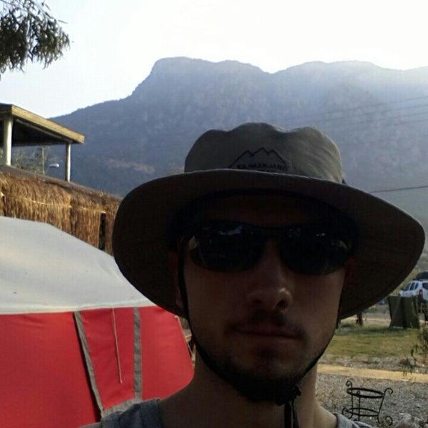 7/25/2015 tarihinde Gökhan O.ziyaretçi tarafından Azmakbasi Camping'de çekilen fotoğraf