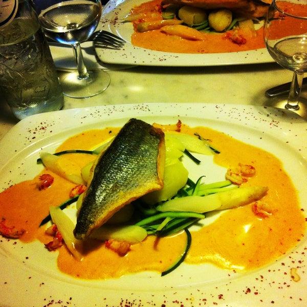 Photo prise au Restaurant de l'Ogenblik par Anna S. le5/10/2013