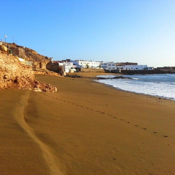 Dónde está Playa de El Cabrón