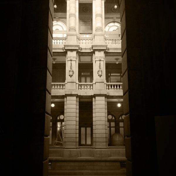 1/9/2013 tarihinde Antonio C.ziyaretçi tarafından Museo Nacional de Arte (MUNAL)'de çekilen fotoğraf