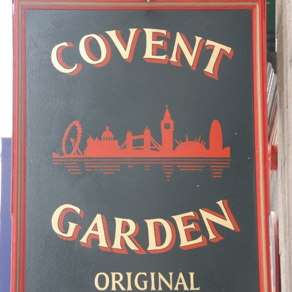 Das Foto wurde bei Covent Garden von Covent Garden am 3/4/2014 aufgenommen
