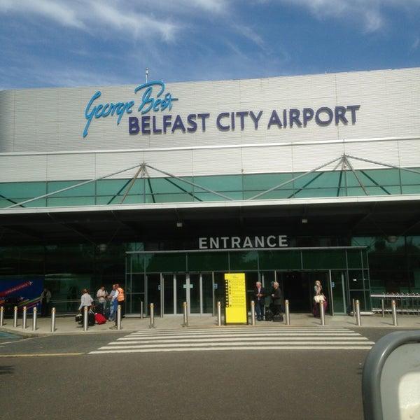 George Best Belfast City Airport Bhd Sydenham 81 Tips