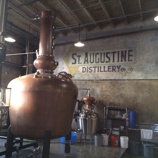 St Augustine Distillery 34 Tips