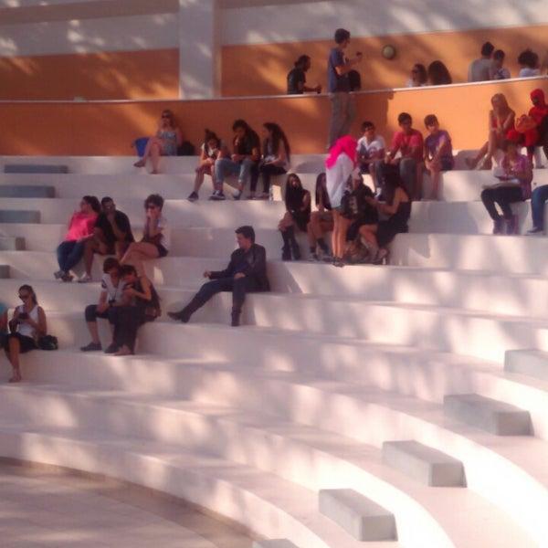 Foto tomada en European University Cyprus por Alyona T. el 9/13/2014