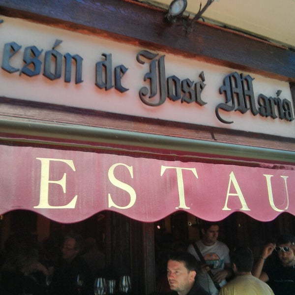5/12/2013에 Antonio P.님이 Restaurante José María에서 찍은 사진