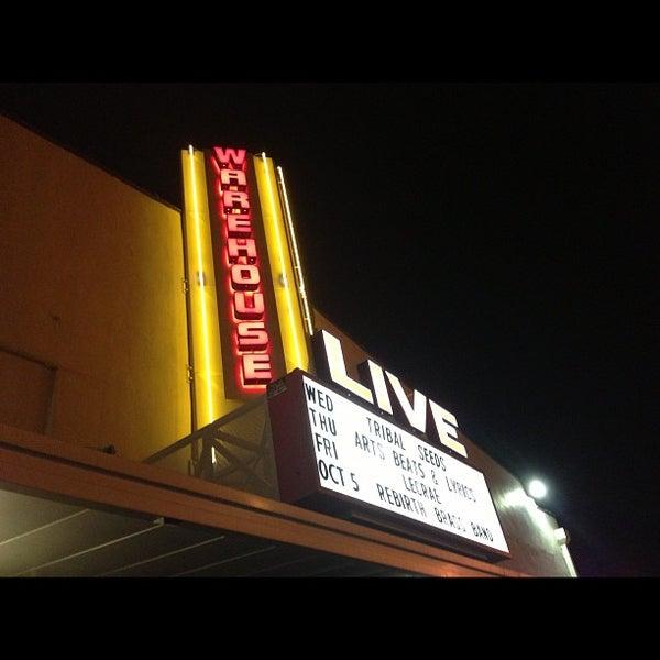 รูปภาพถ่ายที่ Warehouse Live โดย Ken P. เมื่อ 9/24/2012