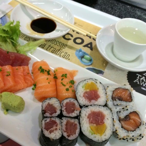 pingo doce sushi