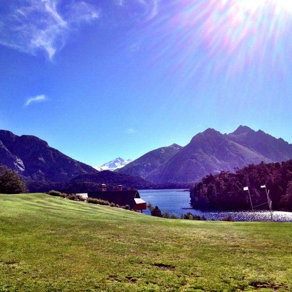 Foto diambil di Llao Llao Hotel & Resort Golf Spa oleh Konstantin F. pada 2/2/2013