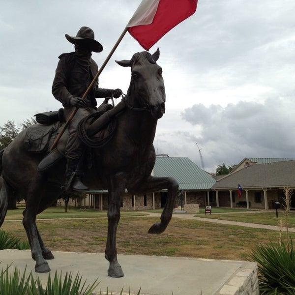 Foto scattata a Texas Ranger Hall of Fame and Museum da Bill G. il 9/19/2013