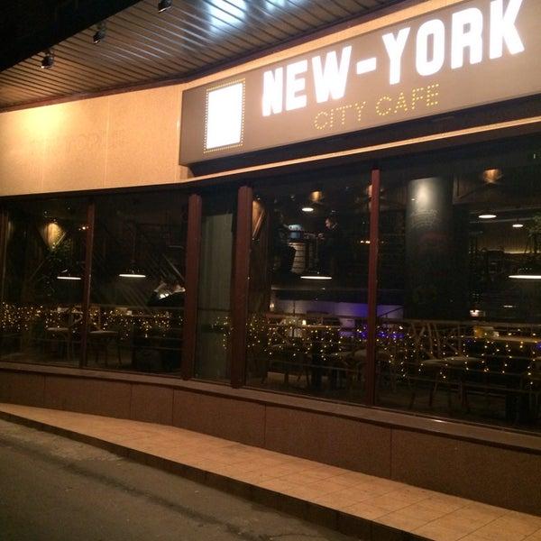Снимок сделан в New York City Cafe пользователем Max P. 2/25/2014