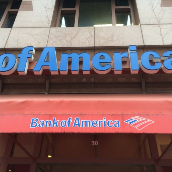 Bank Of America Downtown Hartford 30 State House Sq Lbby 19