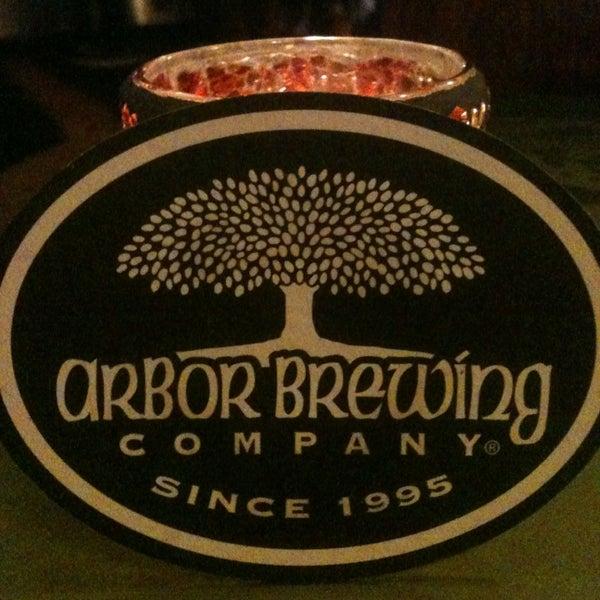 Foto tomada en Arbor Brewing Company por Larnie N. el 5/11/2013