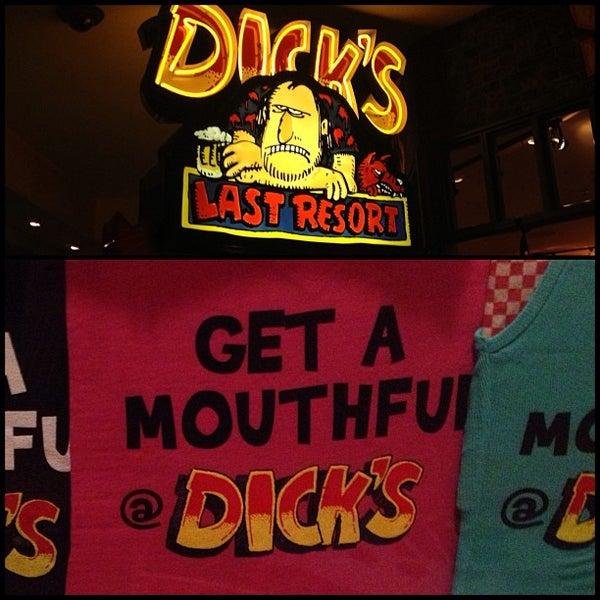 Dicks last resort in las vegas