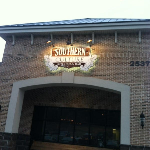 Southern Culture Kitchen And Bar 2537 N Pleasantburg Dr