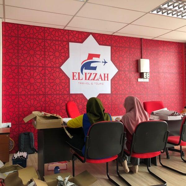 Photo Taken At El Izzah Travel Tours Mampu Umrah By Izam H