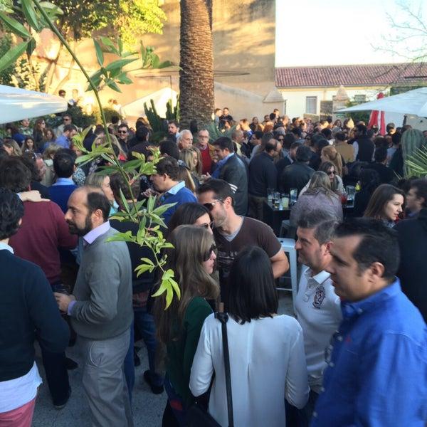 Foto tomada en Mastropiero Gastrobar y Jardín por Manu P. el 3/23/2015