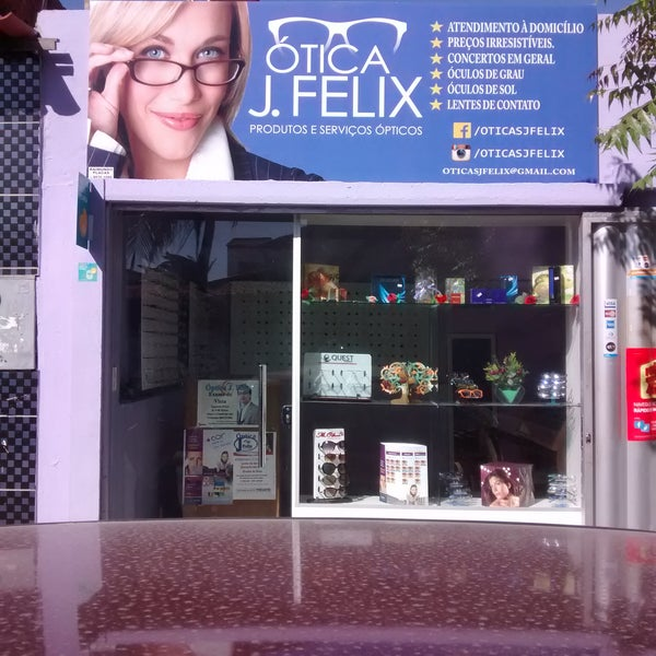 a7c49121575e7 Óptica J.Felix Serviços À Domicílio - Bela Vista - 8 dicas de 8 clientes