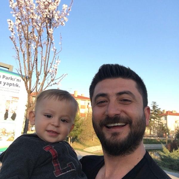 4/3/2017にOrtakがBasın Parkıで撮った写真