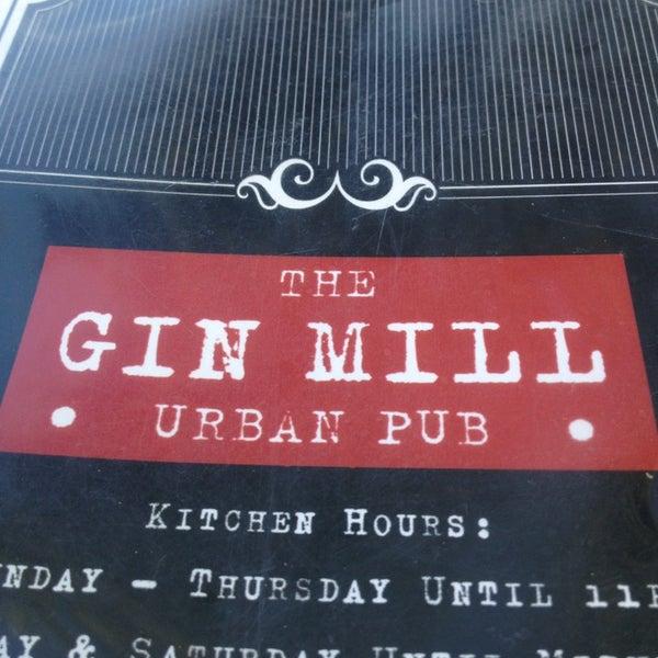 Photo prise au The Gin Mill par Michael Aaron B. le7/1/2013