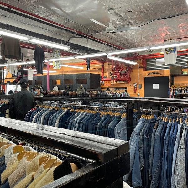 L Train Vintage Thrift Vintage Store In Brooklyn