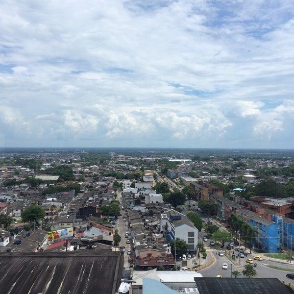 Foto scattata a GHL Grand Hotel Villavicencio da Rodrigo H. il 10/29/2014