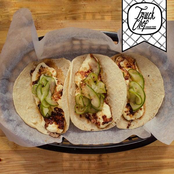Das Foto wurde bei Truck Chef Urban Food von Truck Chef Urban Food am 2/20/2014 aufgenommen