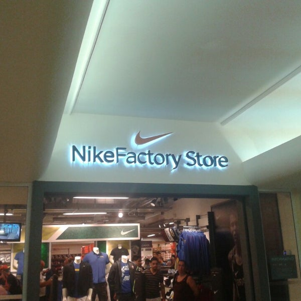 Photo taken at Nike Factory Store by Rafael L. on 2 23 2013 ac0aa9289d4f1