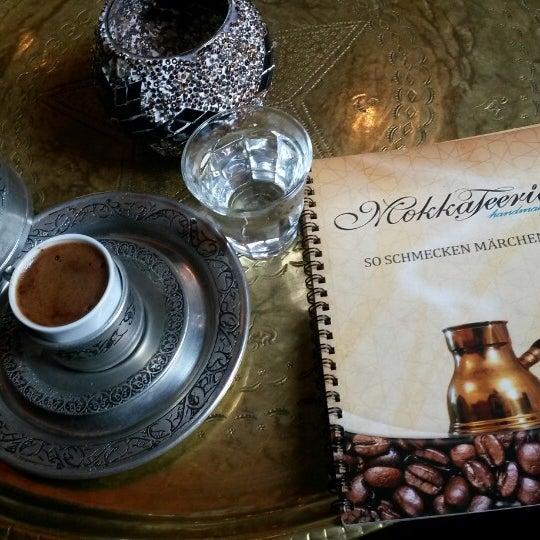 Das Foto wurde bei MokkaTeeria von Aşkın G. am 8/14/2014 aufgenommen