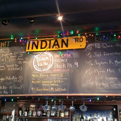 Das Foto wurde bei Indian Road Café von Charles M. am 1/5/2013 aufgenommen