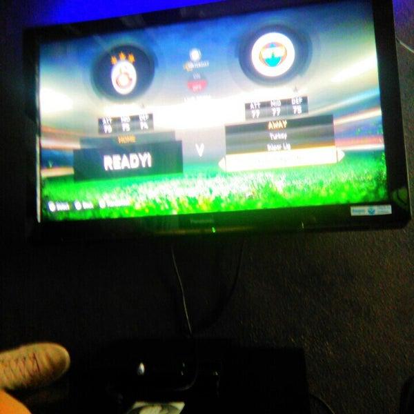 6/26/2015 tarihinde Berk K.ziyaretçi tarafından Bandırma KING Playstation'de çekilen fotoğraf