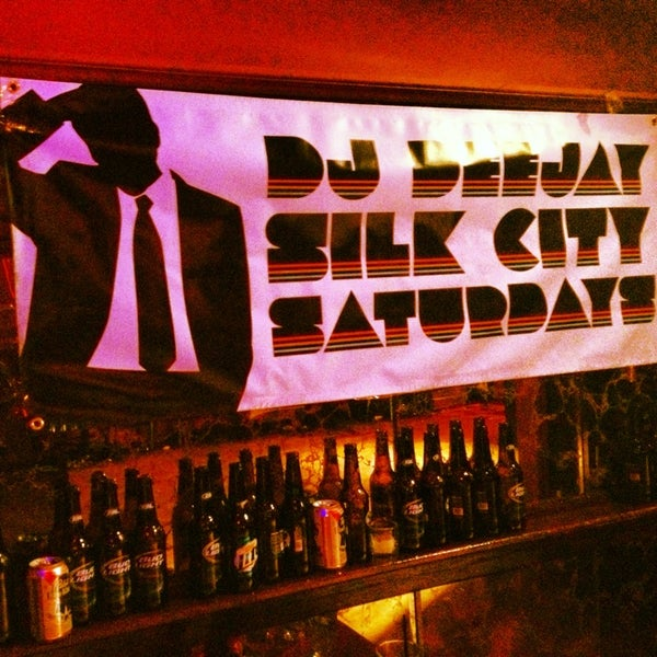 Снимок сделан в Silk City Diner Bar & Lounge пользователем djdeejay 5/26/2013