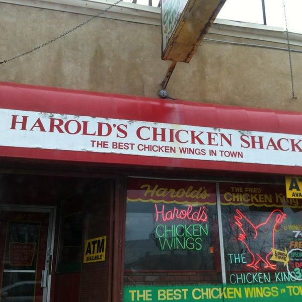 Harolds Chicken Gresham Chicago Il