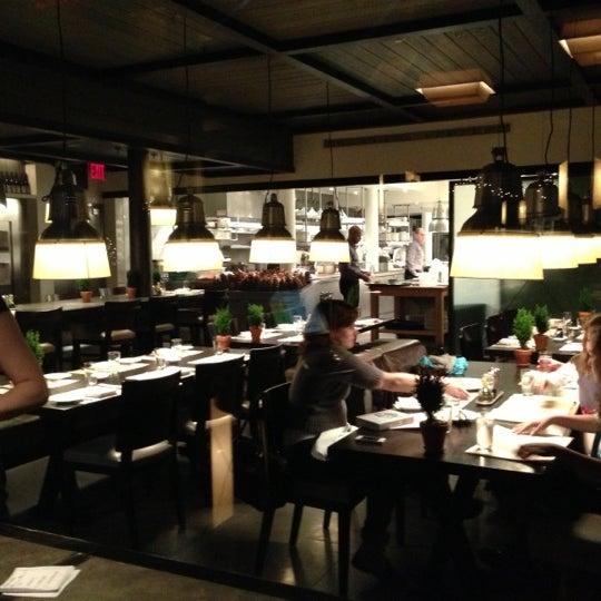 Foto tirada no(a) Mercer Kitchen por Israel S. em 12/18/2012