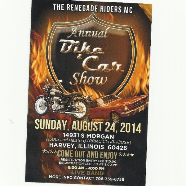 Renegade Riders MC Clubhouse - Harvey, IL