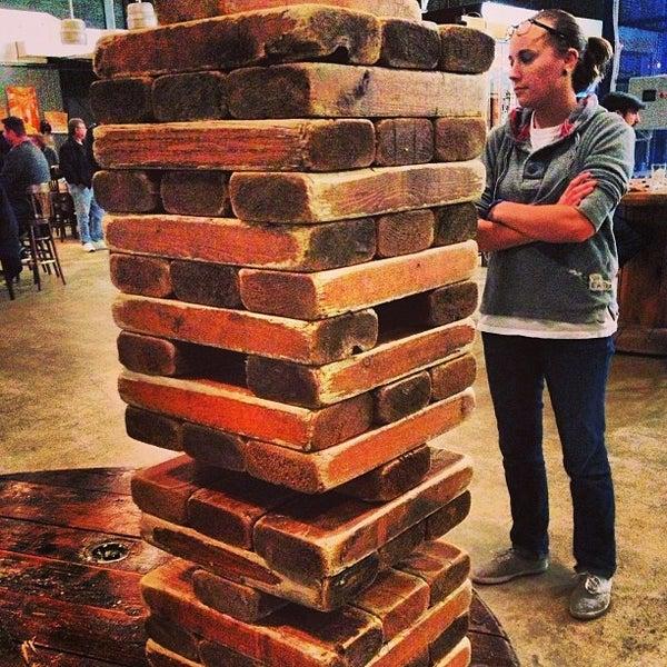 Foto diambil di Good People Brewing Company oleh Caity B. pada 2/17/2013