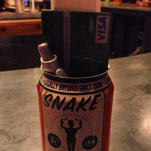 Foto diambil di Good People Brewing Company oleh Caity B. pada 10/20/2012