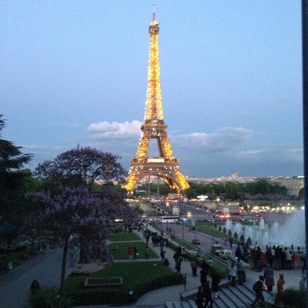 Photo prise au Place du Trocadéro par Swapnil A. le5/25/2013