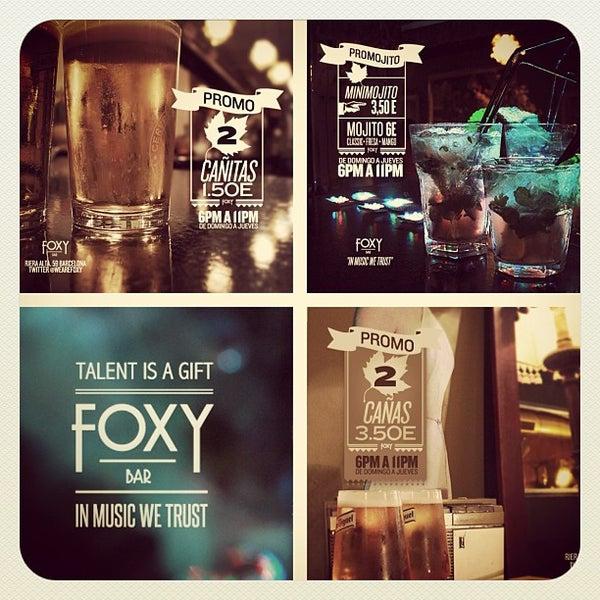 Foto tomada en Foxy Bar por FoxyBar B. el 3/3/2013