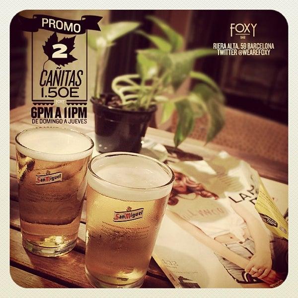 Foto tomada en Foxy Bar por FoxyBar B. el 12/11/2012