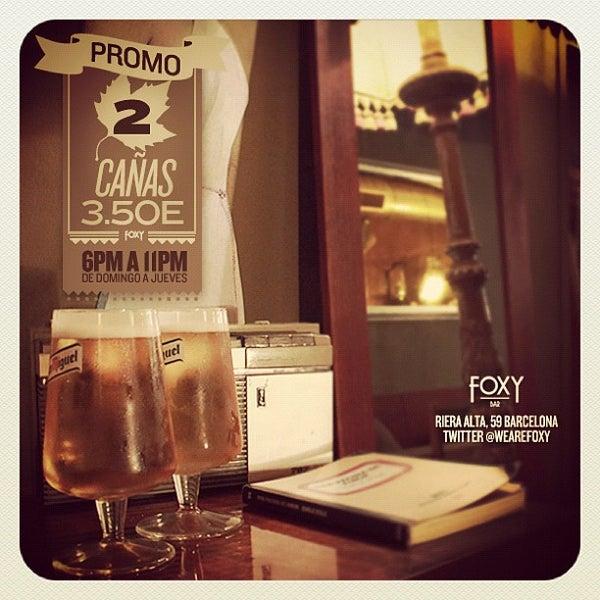 Foto tomada en Foxy Bar por FoxyBar B. el 11/25/2012