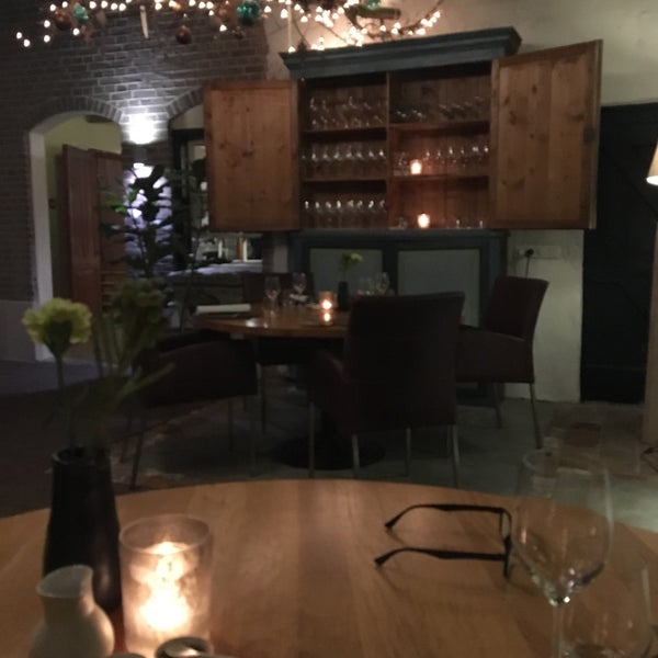 Van Dijk Riethoven.Restaurant Vandeijck Riethoven Noord Brabant