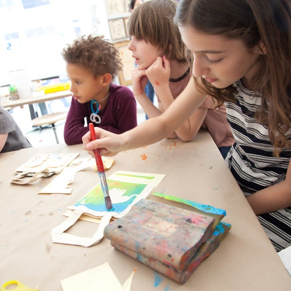 รูปภาพถ่ายที่ Children's Museum of the Arts โดย Children's Museum of the Arts เมื่อ 2/25/2014