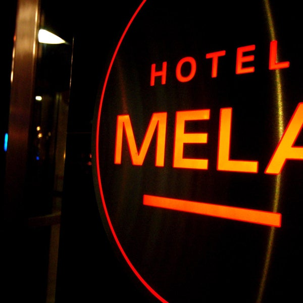 Снимок сделан в Hotel MELA пользователем Hotel MELA 2/28/2014