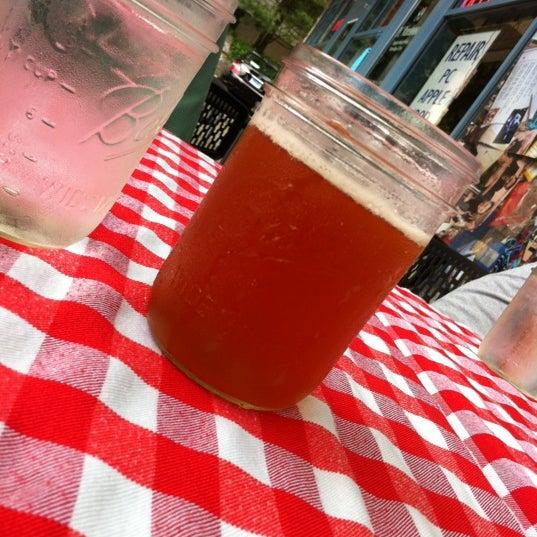Photo taken at Coalhouse Pizza by David S. on 6/19/2012