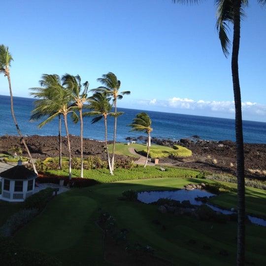 Foto tomada en Hilton Waikoloa Village por Brad D. el 5/7/2012